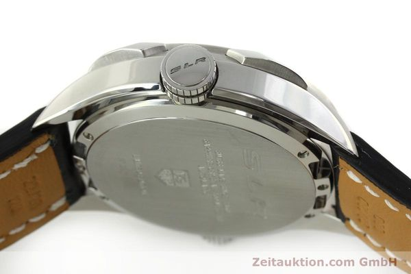 Used luxury watch Tag Heuer SLR chronograph steel automatic Kal. 17 ETA 2894-2 Ref. CAG2110 LIMITED EDITION | 150460 11