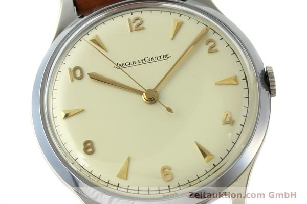 Used luxury watch Jaeger Le Coultre * steel manual winding Kal. P478/C  | 150462 02