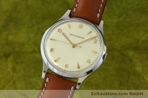 Used luxury watch Jaeger Le Coultre * steel manual winding Kal. P478/C  | 150462 04