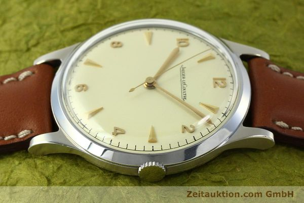 Used luxury watch Jaeger Le Coultre * steel manual winding Kal. P478/C  | 150462 05