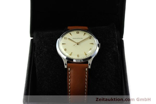 Used luxury watch Jaeger Le Coultre * steel manual winding Kal. P478/C  | 150462 07