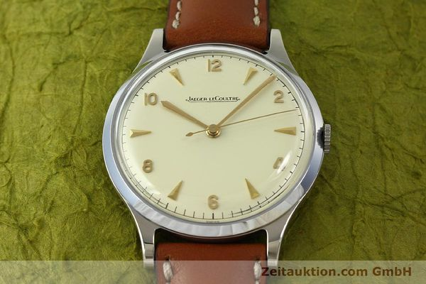 Used luxury watch Jaeger Le Coultre * steel manual winding Kal. P478/C  | 150462 14