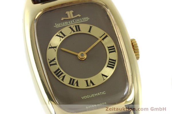 montre de luxe d occasion Jaeger Le Coultre Voguematic or 18 ct automatique Kal. 832/1 Ref. 22010  | 150464 02