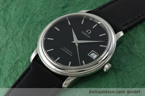 Used luxury watch Omega De Ville steel automatic Kal. 1109 Ref. 48005102  | 150471 01