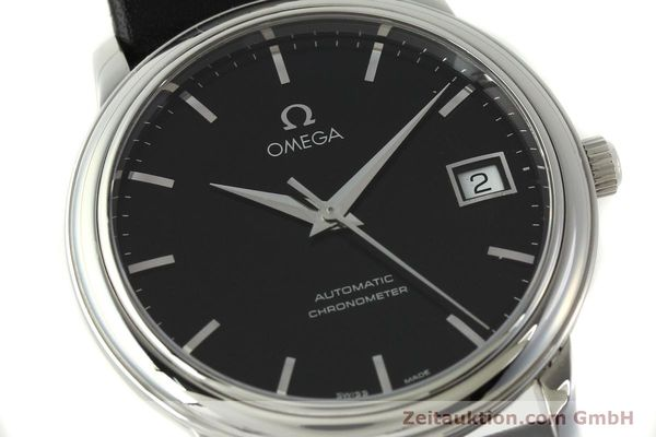 Used luxury watch Omega De Ville steel automatic Kal. 1109 Ref. 48005102  | 150471 02