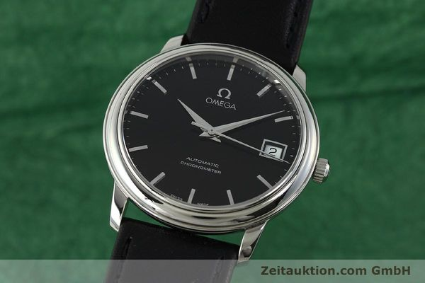 Used luxury watch Omega De Ville steel automatic Kal. 1109 Ref. 48005102  | 150471 04