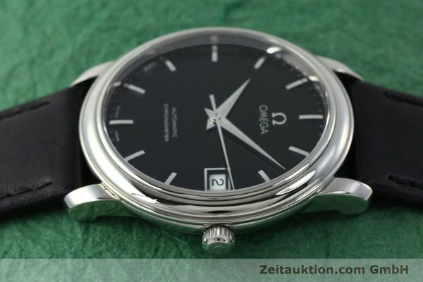 Used luxury watch Omega De Ville steel automatic Kal. 1109 Ref. 48005102  | 150471 05