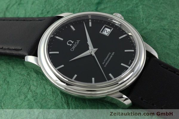 Used luxury watch Omega De Ville steel automatic Kal. 1109 Ref. 48005102  | 150471 16