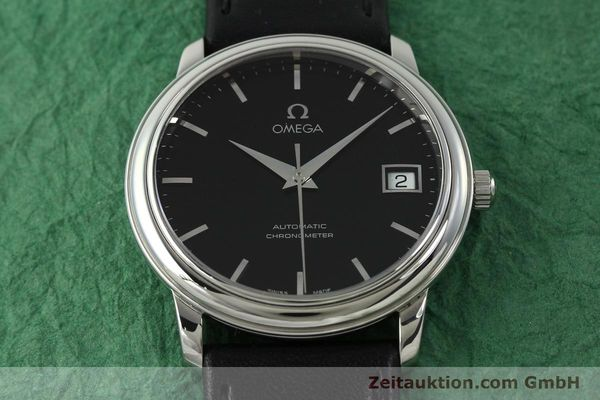 Used luxury watch Omega De Ville steel automatic Kal. 1109 Ref. 48005102  | 150471 17