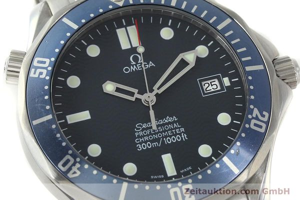 Used luxury watch Omega Seamaster steel automatic Kal. 1120 Ref. 25318000  | 150472 02