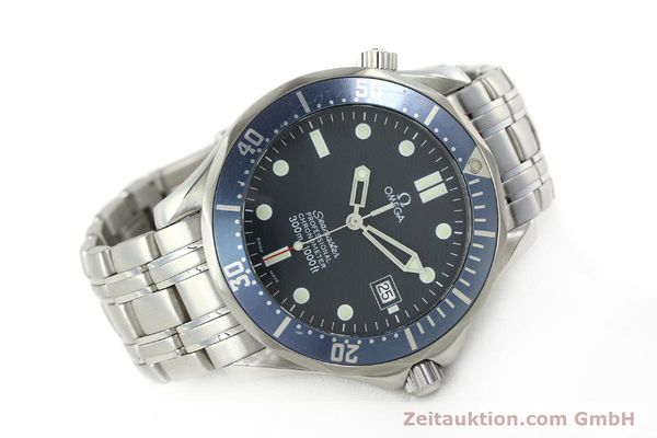 Used luxury watch Omega Seamaster steel automatic Kal. 1120 Ref. 25318000  | 150472 03