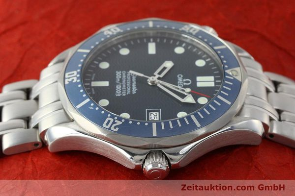 Used luxury watch Omega Seamaster steel automatic Kal. 1120 Ref. 25318000  | 150472 05