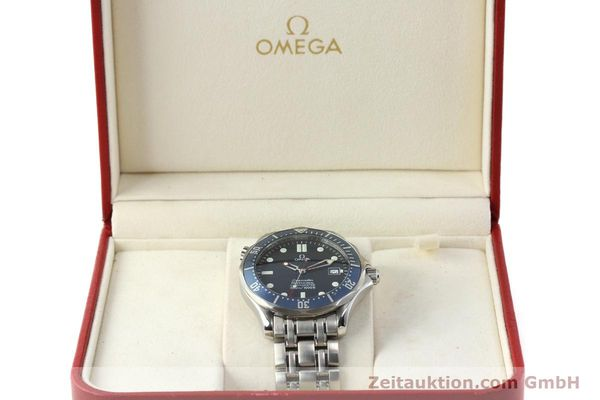 Used luxury watch Omega Seamaster steel automatic Kal. 1120 Ref. 25318000  | 150472 07