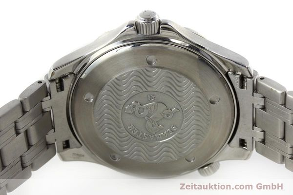 Used luxury watch Omega Seamaster steel automatic Kal. 1120 Ref. 25318000  | 150472 09