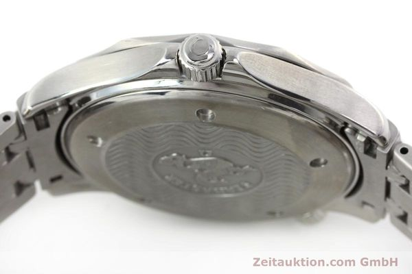 Used luxury watch Omega Seamaster steel automatic Kal. 1120 Ref. 25318000  | 150472 12