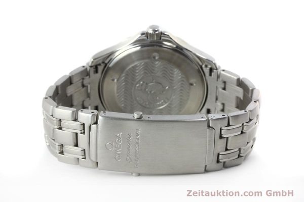 Used luxury watch Omega Seamaster steel automatic Kal. 1120 Ref. 25318000  | 150472 14