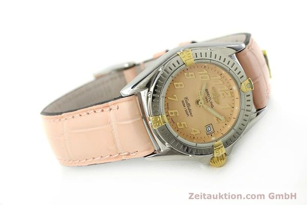 Used luxury watch Breitling Callistino steel / gold quartz Kal. B52 Ref. B52345  | 150496 03