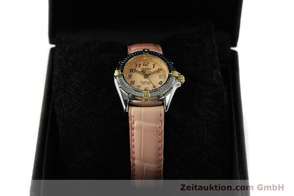Used luxury watch Breitling Callistino steel / gold quartz Kal. B52 Ref. B52345  | 150496 07