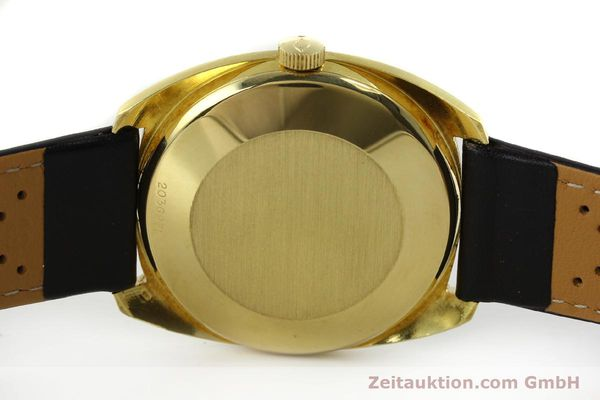 Used luxury watch IWC * 18 ct gold automatic Kal. 8541B VINTAGE  | 150518 08