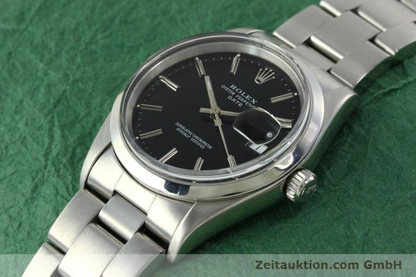 Used luxury watch Rolex Date steel automatic Kal. 3135 Ref. 15200  | 150534 01