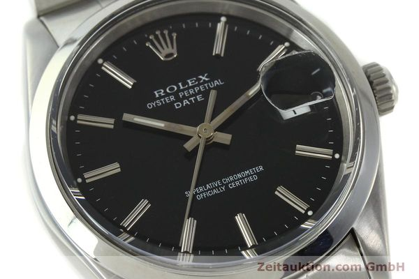 Used luxury watch Rolex Date steel automatic Kal. 3135 Ref. 15200  | 150534 02