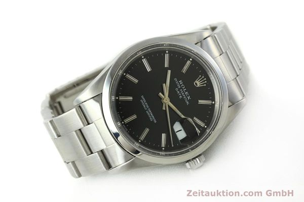 Used luxury watch Rolex Date steel automatic Kal. 3135 Ref. 15200  | 150534 03