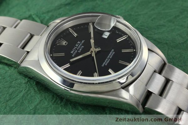 Used luxury watch Rolex Date steel automatic Kal. 3135 Ref. 15200  | 150534 16