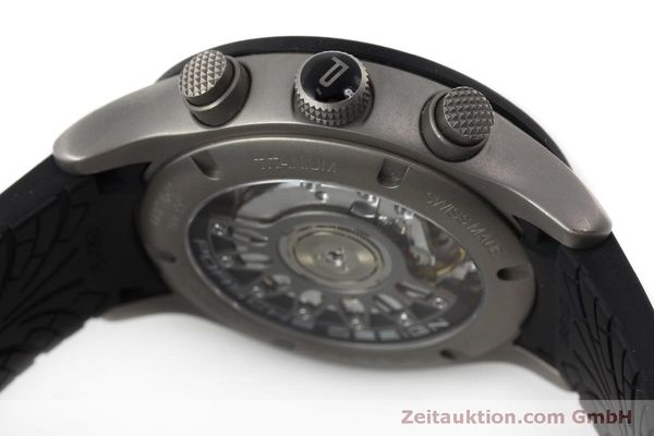 Used luxury watch Porsche Design Dashbord chronograph titanium automatic Kal. ETA 2894-2 Ref. 6612.15/2  | 150539 08