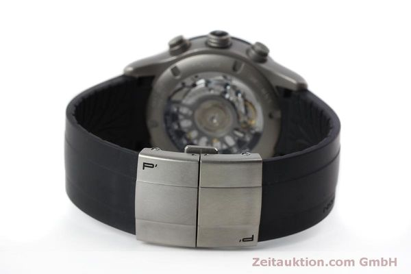 Used luxury watch Porsche Design Dashbord chronograph titanium automatic Kal. ETA 2894-2 Ref. 6612.15/2  | 150539 11