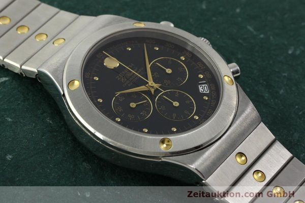 Used luxury watch Zenith Elprimero chronograph steel / gold automatic Kal. 400 Ref. 59.0010.400  | 150544 14