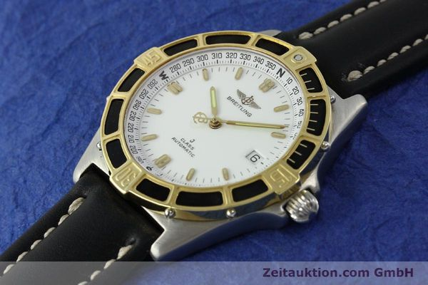 Used luxury watch Breitling J-Class steel / gold automatic Kal. ETA 2892-2 Ref. 80250  | 150545 01