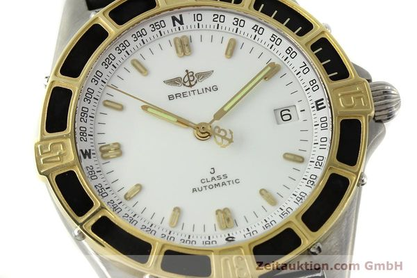 Used luxury watch Breitling J-Class steel / gold automatic Kal. ETA 2892-2 Ref. 80250  | 150545 02