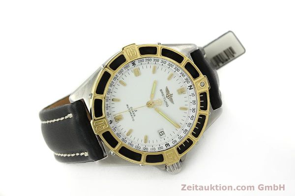 Used luxury watch Breitling J-Class steel / gold automatic Kal. ETA 2892-2 Ref. 80250  | 150545 03