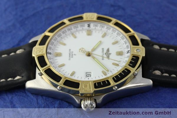 Used luxury watch Breitling J-Class steel / gold automatic Kal. ETA 2892-2 Ref. 80250  | 150545 05