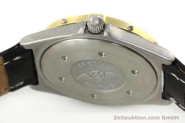 Used luxury watch Breitling J-Class steel / gold automatic Kal. ETA 2892-2 Ref. 80250  | 150545 08