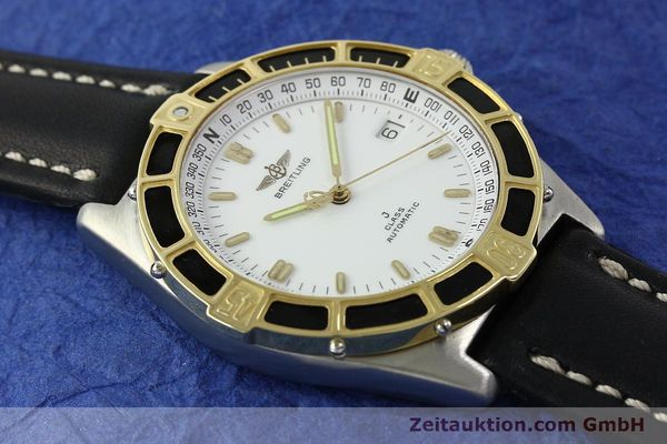 Used luxury watch Breitling J-Class steel / gold automatic Kal. ETA 2892-2 Ref. 80250  | 150545 12