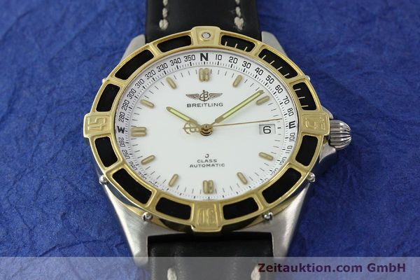 Used luxury watch Breitling J-Class steel / gold automatic Kal. ETA 2892-2 Ref. 80250  | 150545 13