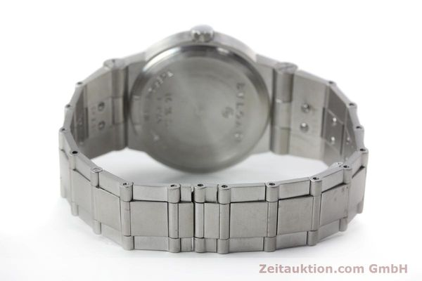 Used luxury watch Bvlgari Bvlgari steel automatic Kal. 220-MBA Ref. LC35S  | 150548 11