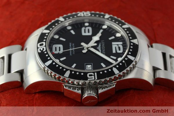 Used luxury watch Longines Conquest steel automatic Kal. L633.5 ETA 2824-2 Ref. L3.642.4  | 150551 05