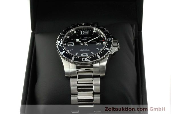 Used luxury watch Longines Conquest steel automatic Kal. L633.5 ETA 2824-2 Ref. L3.642.4  | 150551 07