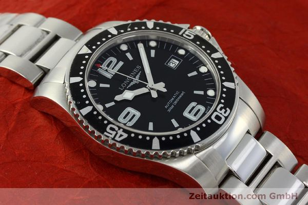 Used luxury watch Longines Conquest steel automatic Kal. L633.5 ETA 2824-2 Ref. L3.642.4  | 150551 14