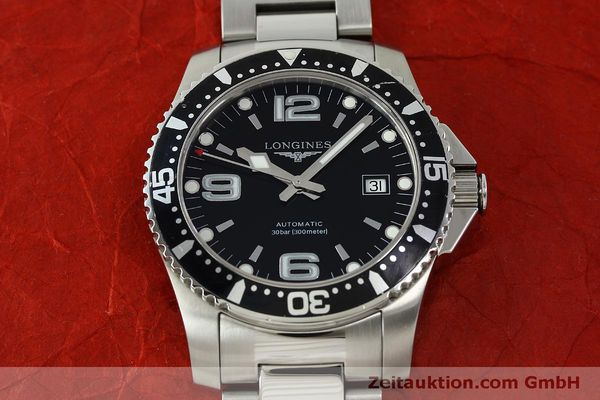 Used luxury watch Longines Conquest steel automatic Kal. L633.5 ETA 2824-2 Ref. L3.642.4  | 150551 15