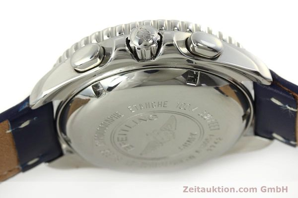 Used luxury watch Breitling Shark chronograph steel automatic Kal. B13 ETA 7750 Ref. A13051  | 150555 08
