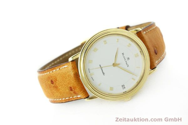 Used luxury watch Blancpain Villeret 18 ct gold automatic Kal. 95 Ref. 0095-1418 58  | 150560 03