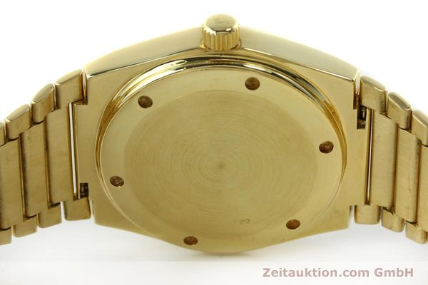 Used luxury watch IWC Ingenieur 18 ct gold automatic Kal. 3757 Ref. 9240  | 150561 09