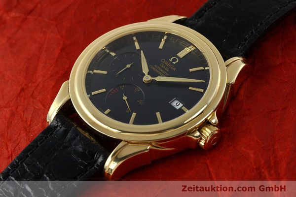 montre de luxe d occasion Omega De Ville or 18 ct automatique Kal. 2627 Ref. 46328033  | 150569 01