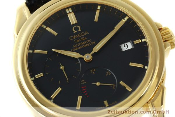 montre de luxe d occasion Omega De Ville or 18 ct automatique Kal. 2627 Ref. 46328033  | 150569 02