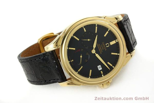 montre de luxe d occasion Omega De Ville or 18 ct automatique Kal. 2627 Ref. 46328033  | 150569 03
