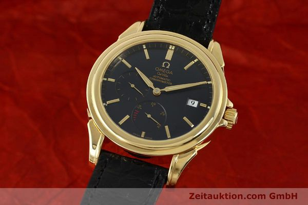montre de luxe d occasion Omega De Ville or 18 ct automatique Kal. 2627 Ref. 46328033  | 150569 04