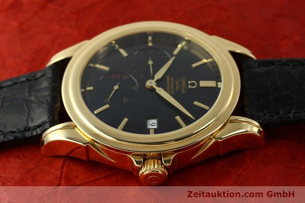 montre de luxe d occasion Omega De Ville or 18 ct automatique Kal. 2627 Ref. 46328033  | 150569 05